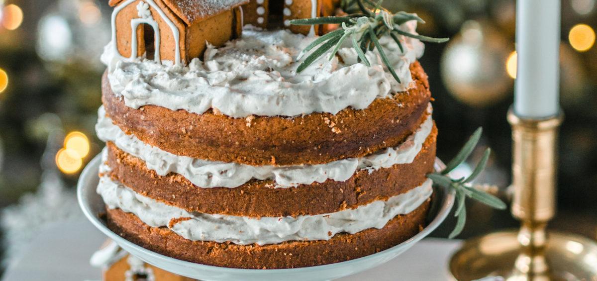 Ihana Piparkakku-kakku (M)