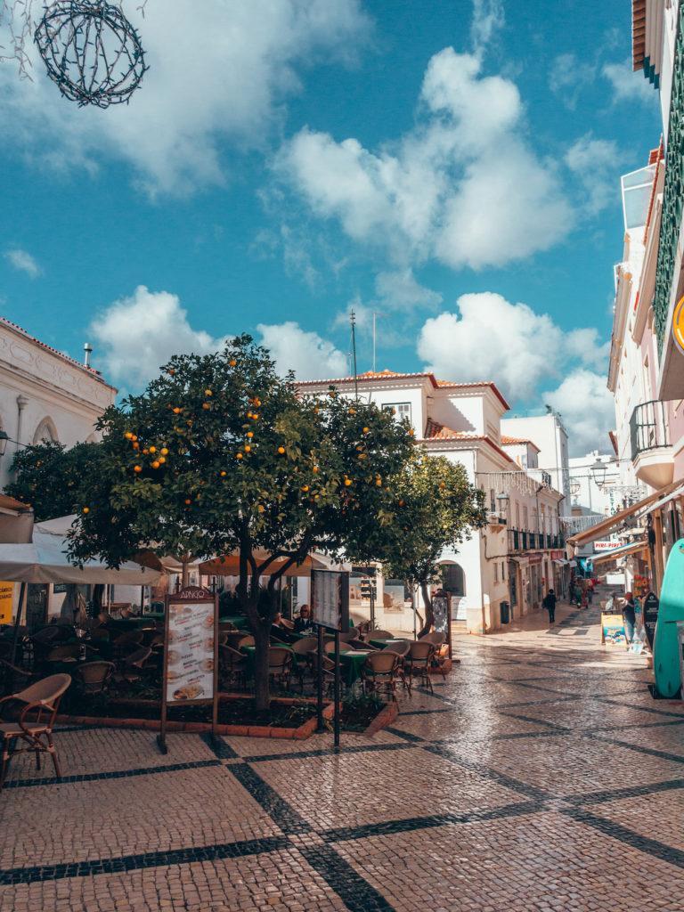 Portugalin helmet: Lissabon & Lagos