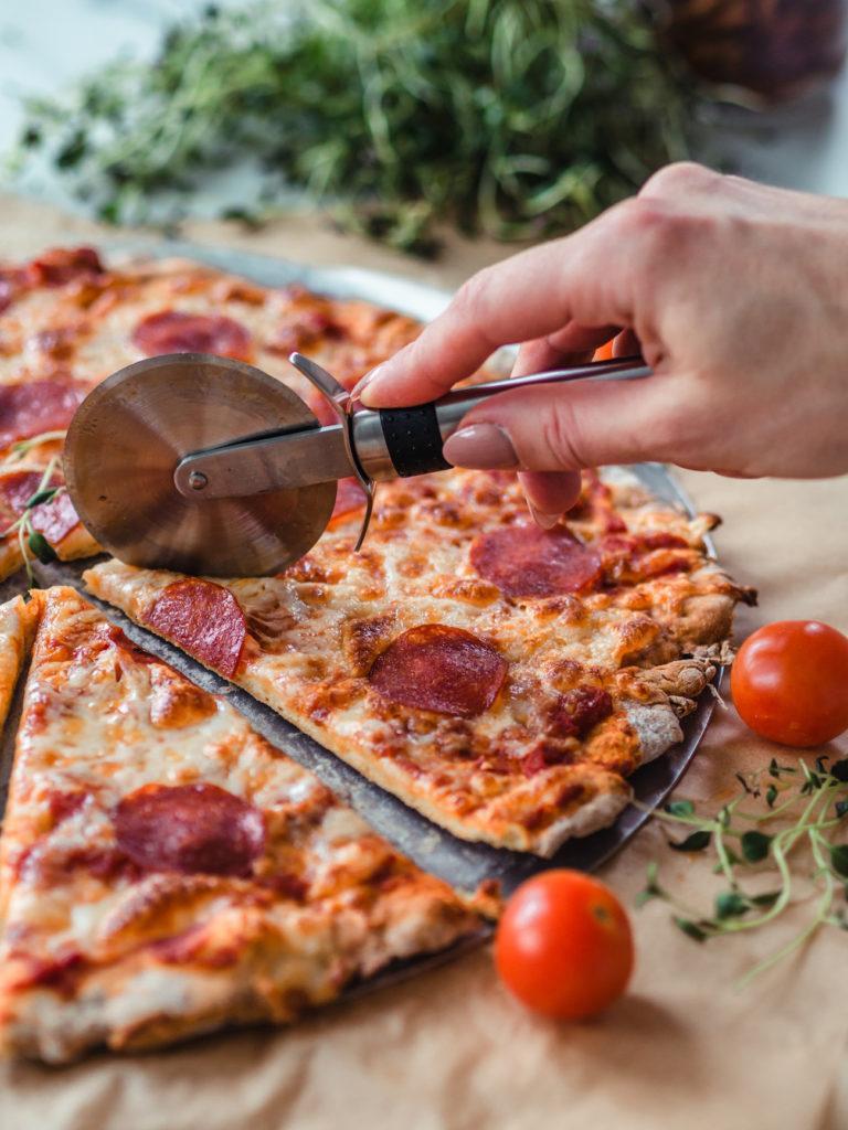 Arkiruokavinkki: PUOLEN TUNNIN PIZZA