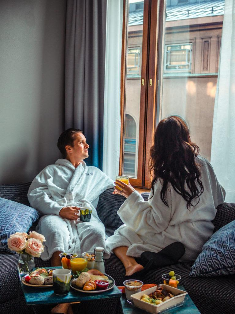 Staycation - GLO Hotel Kluuvi