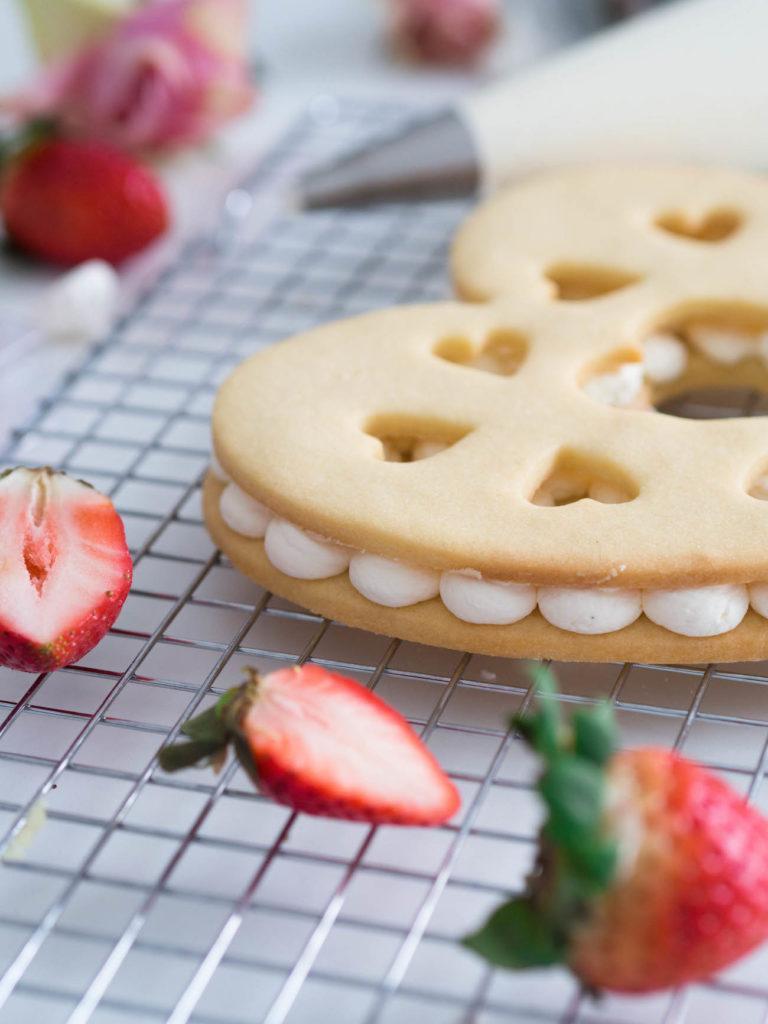 Biscuit Cake eli Keksikakku Ystävälle