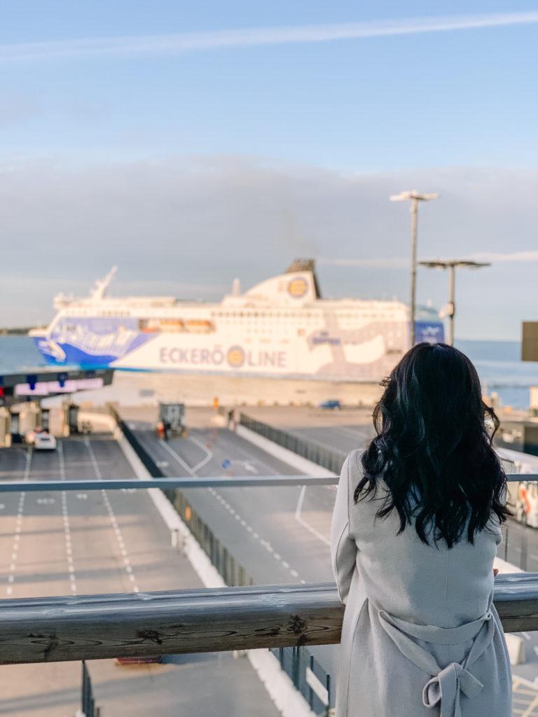 Makuja merellä - Herkullinen Tallinna