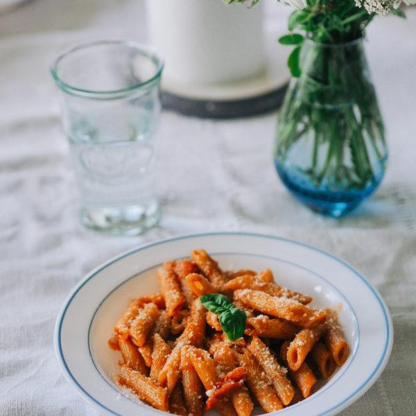 Arkiruokavinkki: Täydellinen tomaattipasta