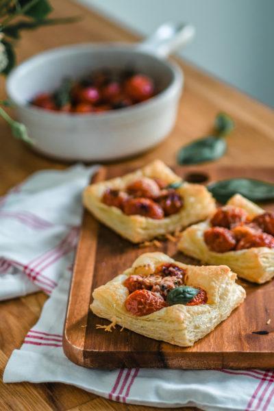 Helpot ja nopeat Tomaattipiiraat (Ve)