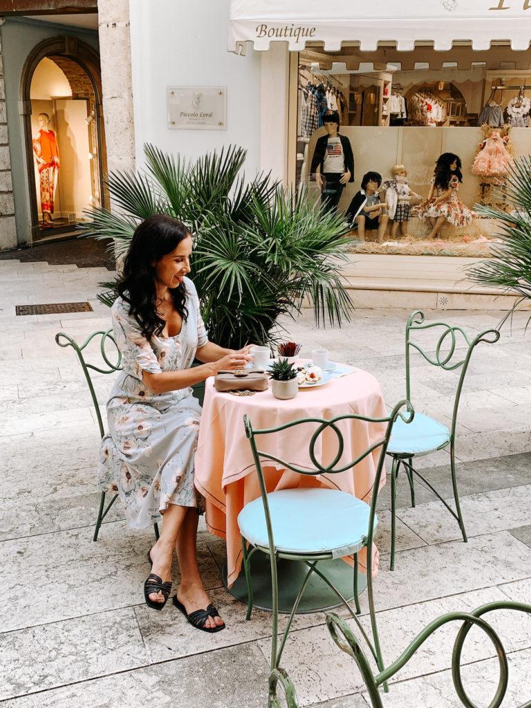 Pasticceria Vassalli - Maailman ihanin kahvila