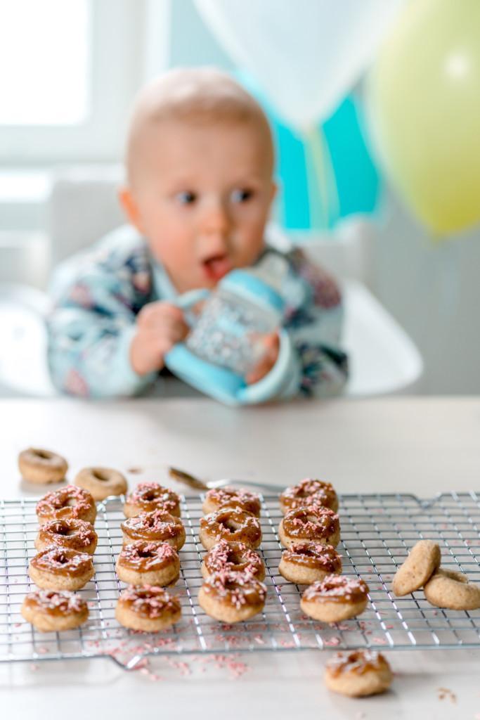 Vauvan Vappudonitsit (6 kk+)