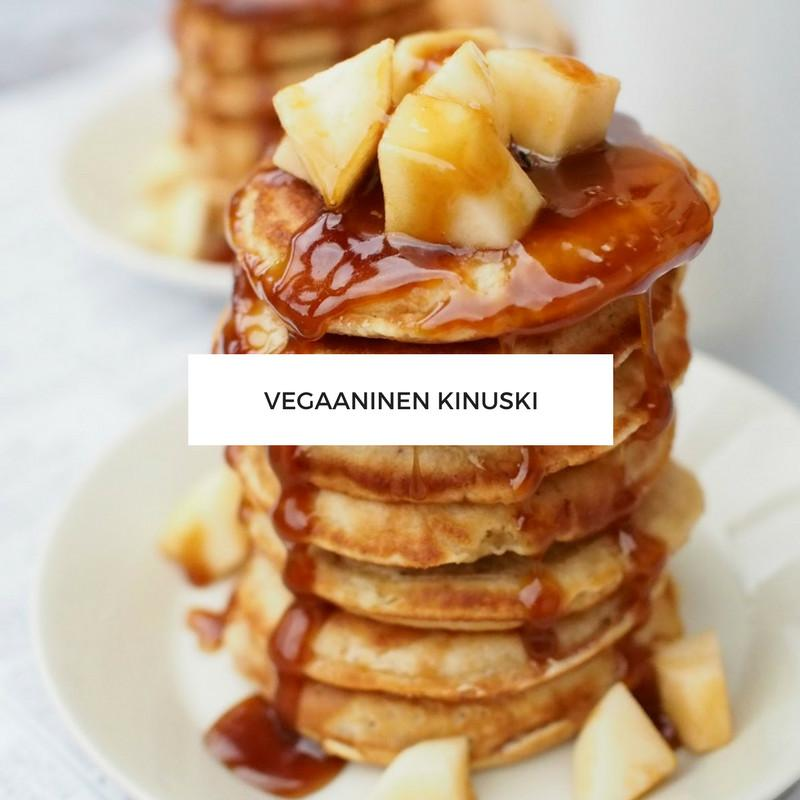 Vegaaninen Kinuski