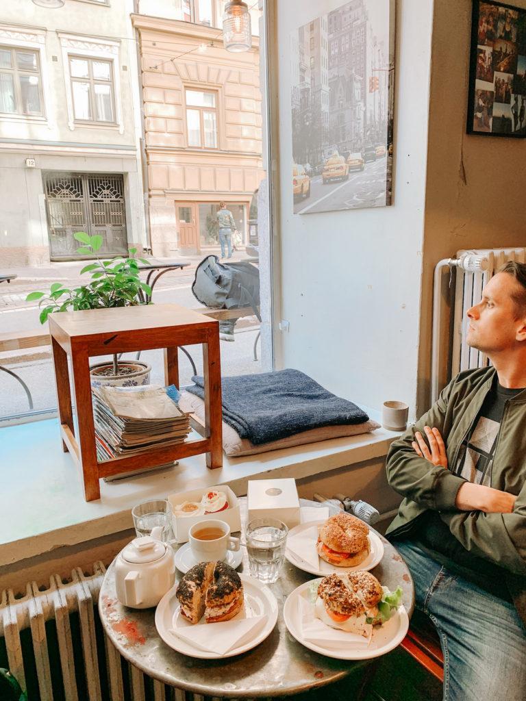 Ihana Aamiainen x 4 Helsinki